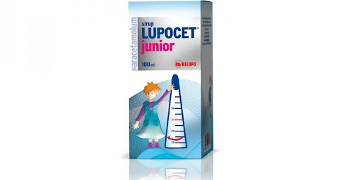 Lupocet Junior sirup