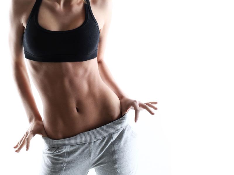 kako smanjiti trbuh bez vježbanja