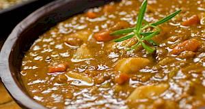 Mediteransko povrće s janjetinom