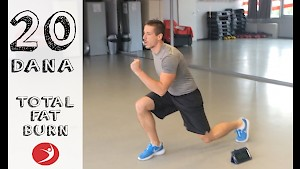 20 dana Total fat burn - Dan 10.