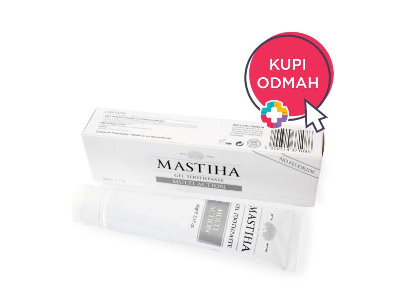 0 Chios Mastika zubna pasta bez fluora
