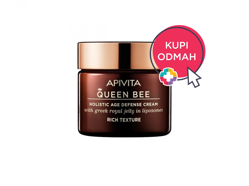 Queen Bee extra bogata krema matična mliječ, 50ml