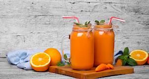 Sok od naranče i mrkve