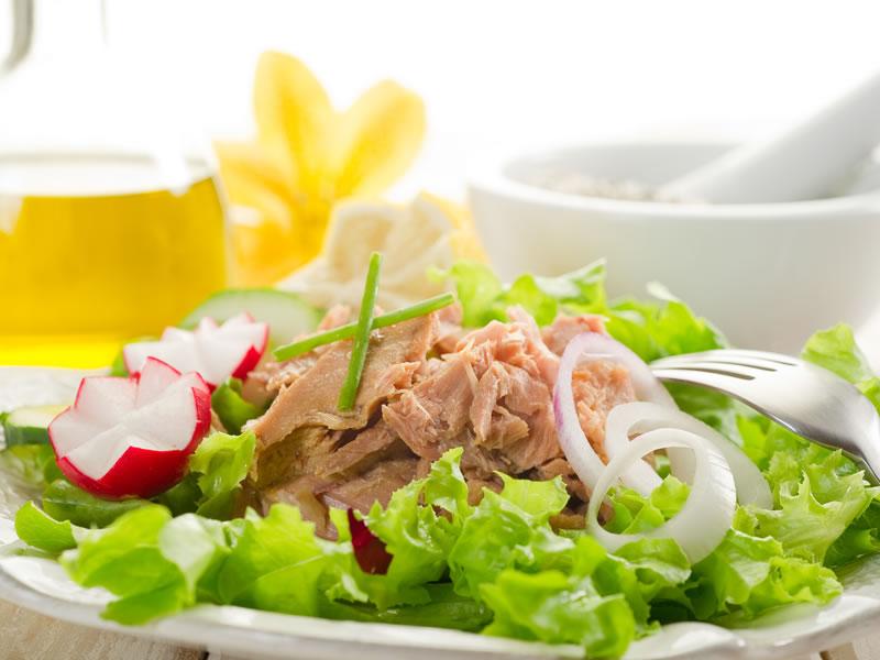 Mediteranska salata od tune - CentarZdravlja
