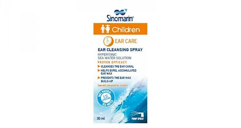 Sinomarin® Ear Care Children