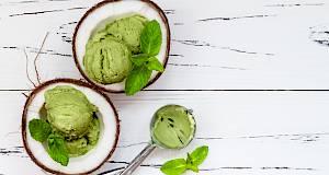 Sladoled od mente i avokada