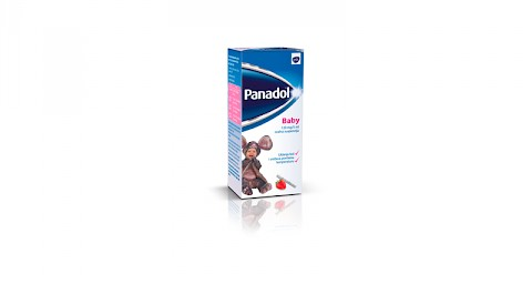 Panadol Baby 120 mg/5 ml oralna suspenzija