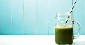 Zeleni smoothie za gubitak kilograma