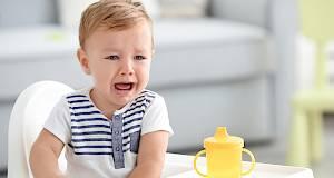 Što napraviti kada dijete plače?