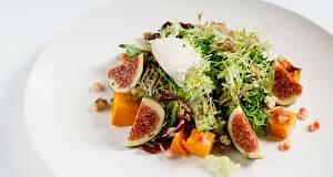 Ljetna salata od smokvi