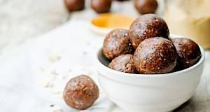 Energetske čokoladne kuglice
