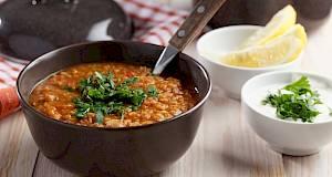 Mediteranska juha od leće