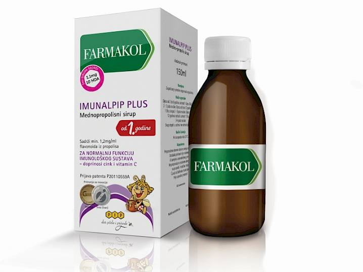 Farmakol Imunalpip plus