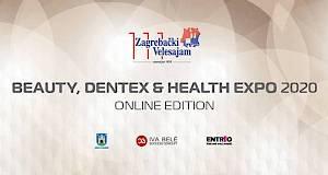 Prvi put u Hrvatskoj: Beauty, Dentex & Health Expo 2020 online edition