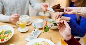 Petra Terner i Crohnova bolest: jesti u restoranu ili ne?