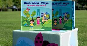 Promocija prve Medis edukativne slikovnice za djecu predškolske  i školske dobi ''Nola, Gluki i Waya – Vaši prijatelji u igri i zdravlju''